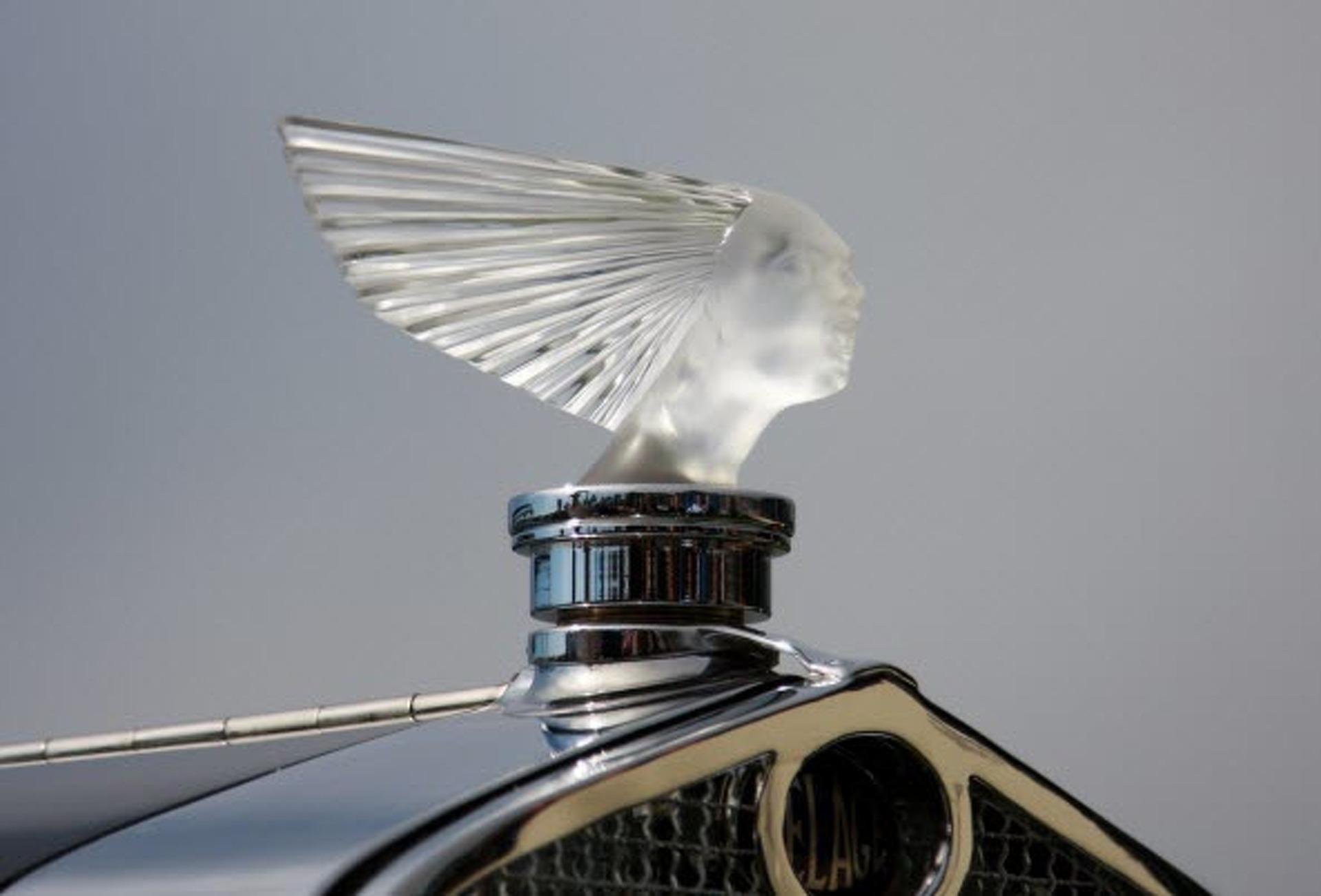 Art in Motion: The World's Most Elegant Radiator Mascots
