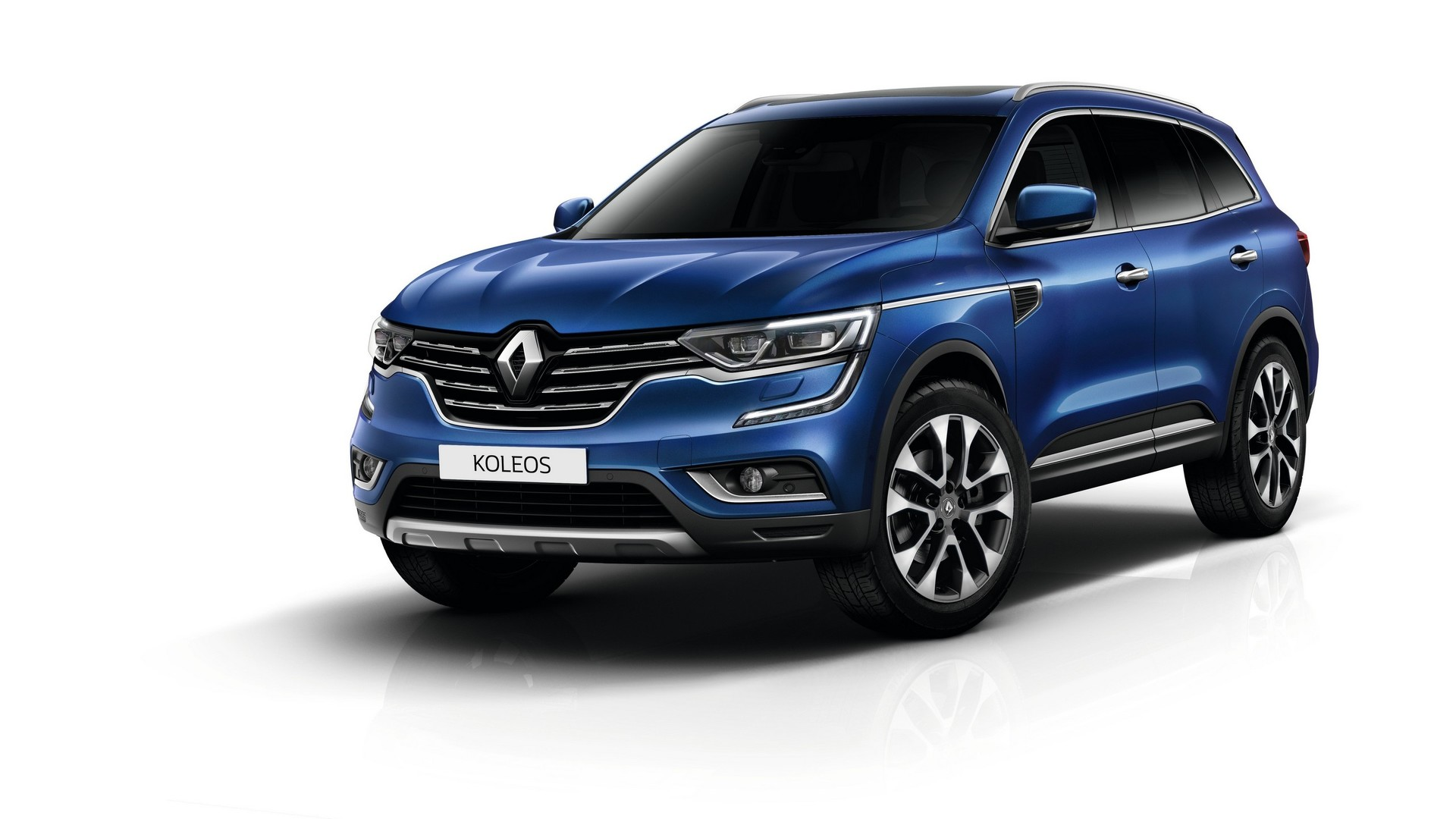 2016 renault koleos lands in china as brand s flagship model. Black Bedroom Furniture Sets. Home Design Ideas