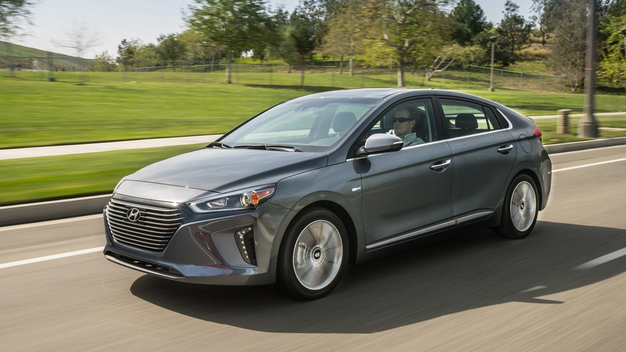 Hyundai Ioniq EV has estimated 200 km range, 322-km EV by 2018