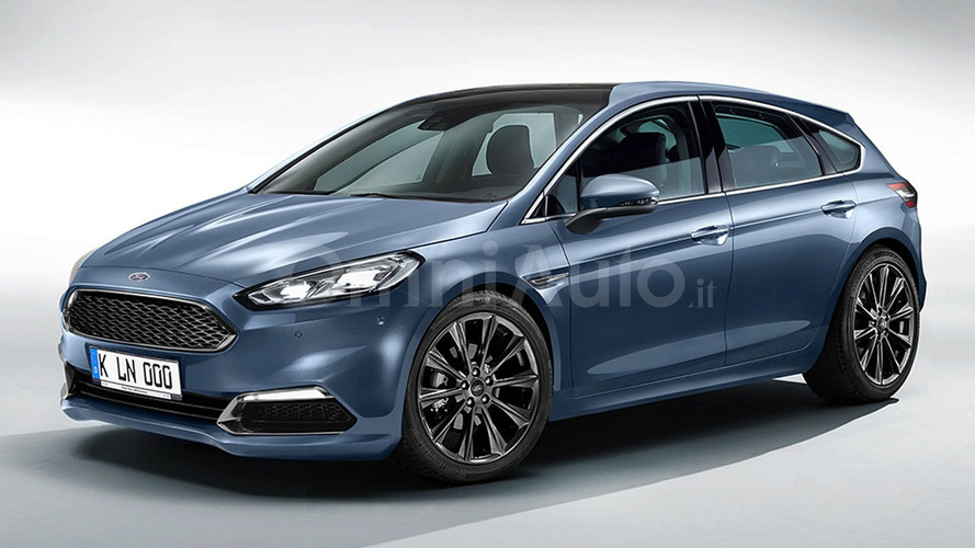2018 ford wagon.  2018 2018 ford focus render by omniauto throughout ford wagon