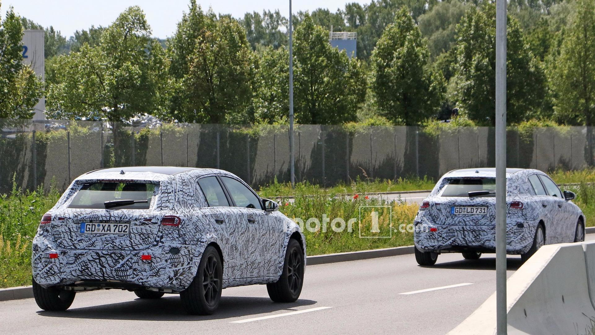 2020 Mercedes GLA II 24
