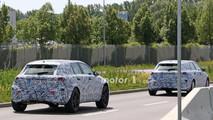 2019 Mercedes GLA yeni casus fotoğraflar