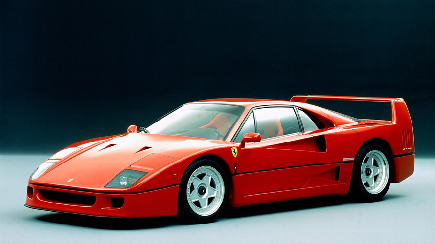 Megagaleria do Ferrari F40