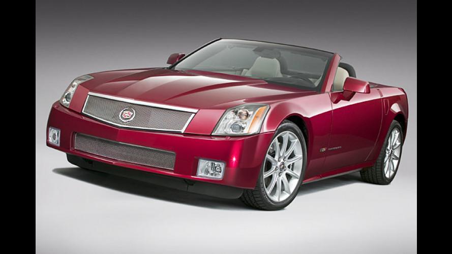 Starkes Ami-Duo: Cadillac XLR-V und STS-V