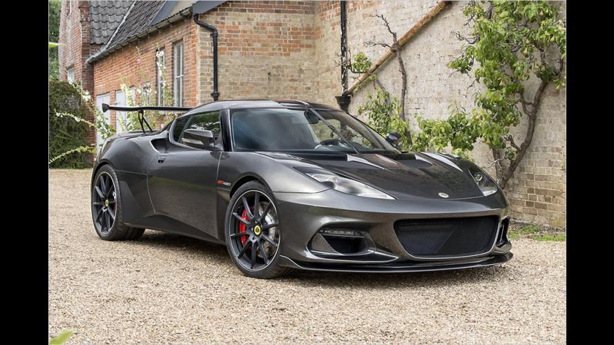 Lotus schafft finanziellen Turnaround