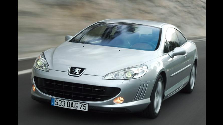 Peugeot 407 Coupé: Gran Turismo auf Französisch
