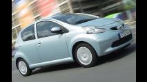 Toyota Aygo: Cool