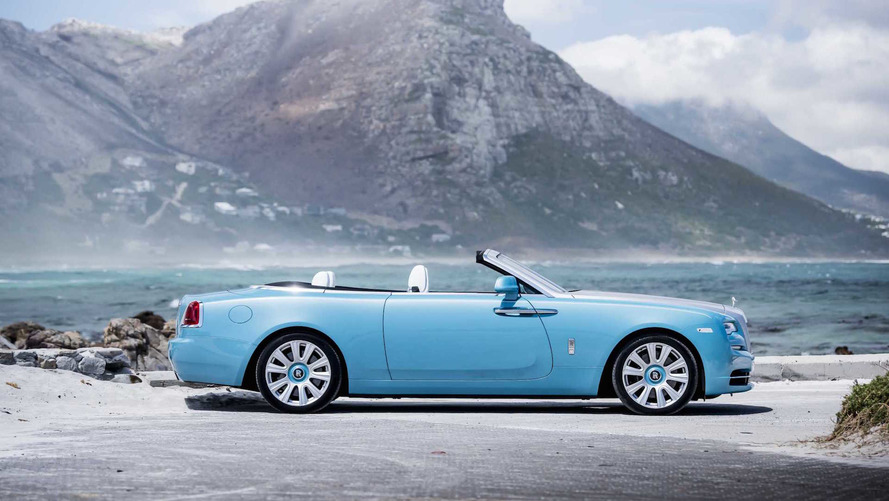Rolls-Royce recorded its second best sales year in 113 years