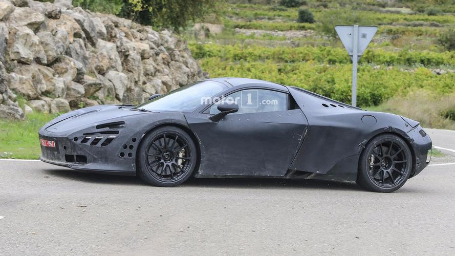 McLaren P14 prototipi Cenevre'ye 720S adıyla gelecek