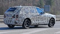 Rolls-Royce Cullinan SUV Spy Photos