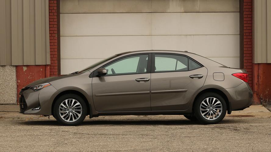 2017 Toyota Corolla: İnceleme