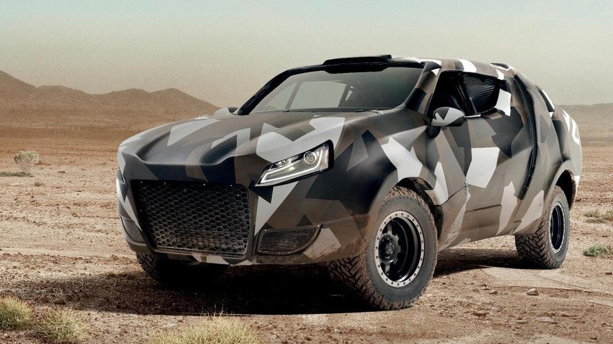Volkswagen transforme l'Amarok en concept à la Mad Max
