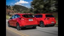 Hatches médios: segmento em decadência tem Focus vendendo mais que a soma de Cruze e Golf