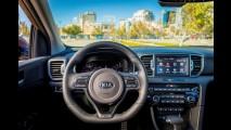 Los Angeles: Kia Sportage 2016 estreia nos EUA com motor 2.0 turbo de 244 cv