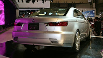 Mitsubishi Concept-ZT live in Tokyo
