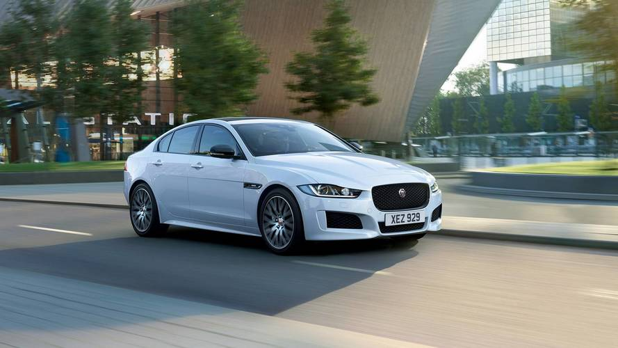 Jaguar XE Landmark Edition Is All About Visual Upgrades