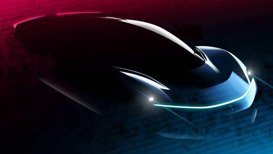 Pininfarina electric hypercar looks dleek in new teasers
