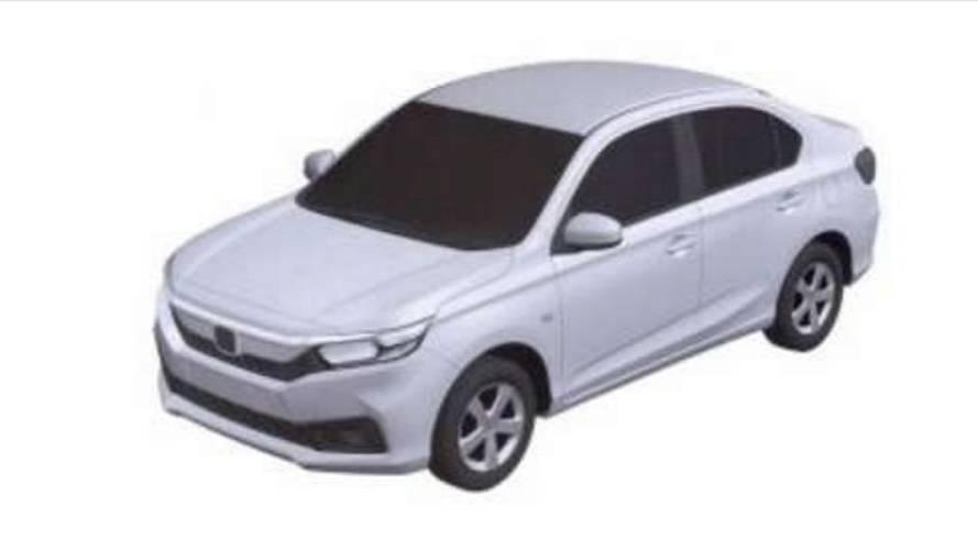 Honda Amaze - INPI Brasil
