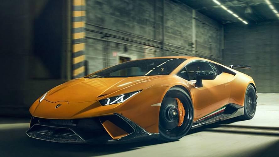 Lamborghini Huracan Performante par Novitec