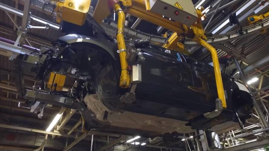 2019 Ford Focus'un üretim sürecini izleyin