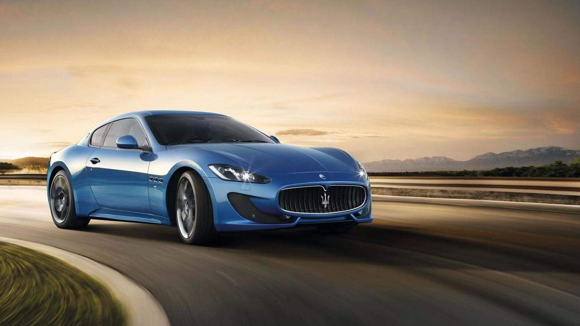 new maserati two seater sports car heading to paris motor show. Black Bedroom Furniture Sets. Home Design Ideas
