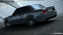 TM Concept30 based on BMW 3-Series (E30)