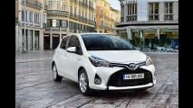 10 - Toyota Yaris