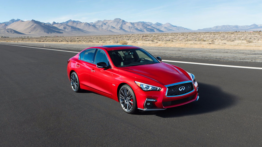Updated 2018 Infiniti Q50 Priced From $34,200