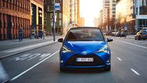 2017 Toyota Yaris Hybrid First Drive