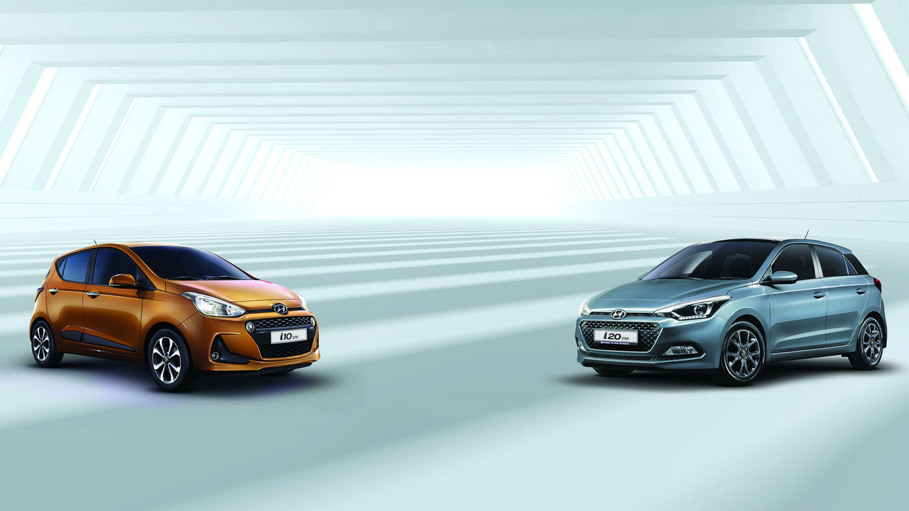 Hyundai i10 ve i20 Star