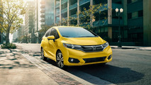 Honda Fit 2018 - América do Norte