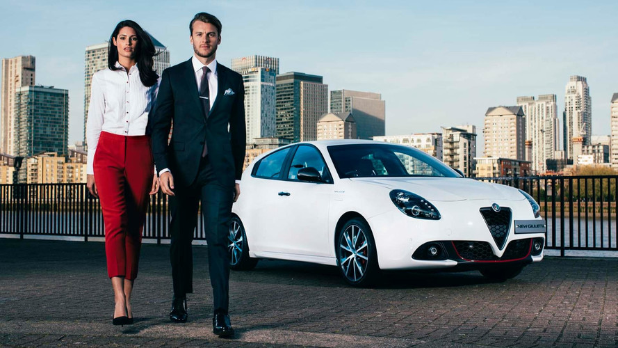 Alfa Romeo Partners With British Tailor For High-Performance Suit