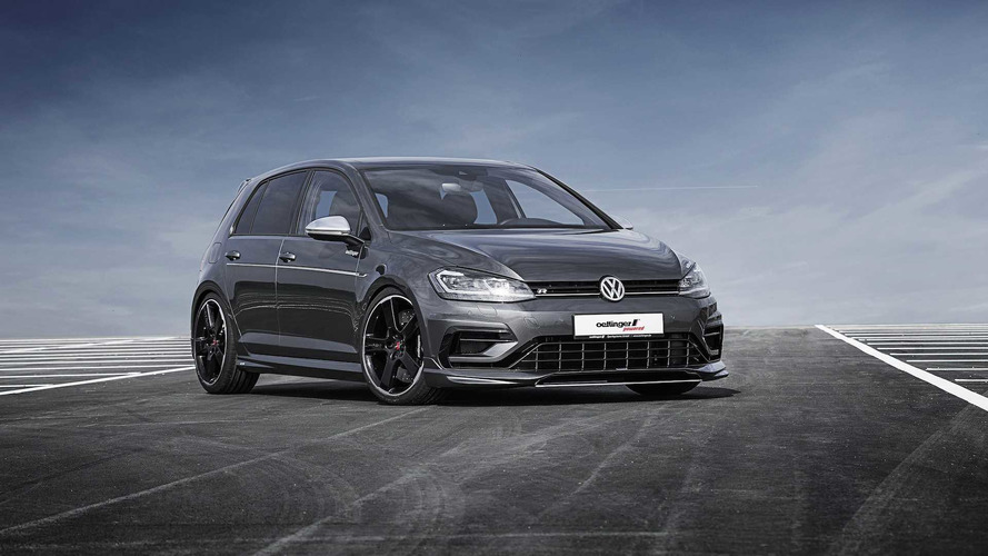 VW Tuner Oettinger Sharpens Golf GTI, Golf R For Worthersee