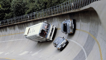 Mercedes-Benz pista de pruebas en Stuttgart