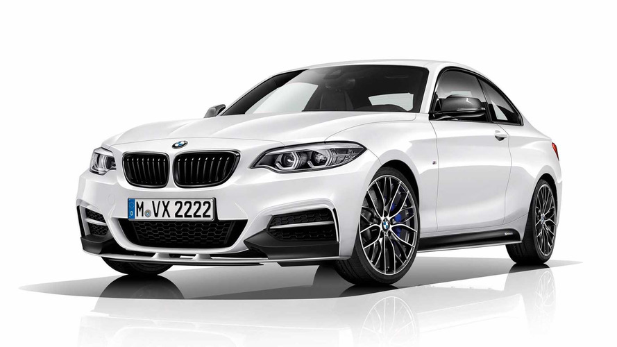 BMW M240i M Performance Edition Gets Exterior Tweaks, 340 HP