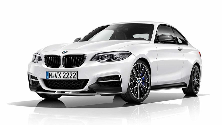 Une BMW M240i M Performance de 340 ch limitée à 750 unités
