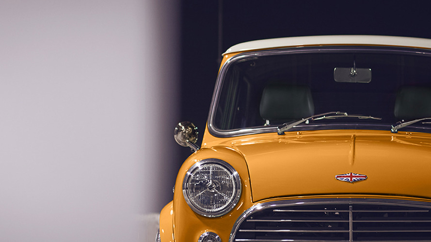 Classic Mini Reborn – With A $83K Price Tag