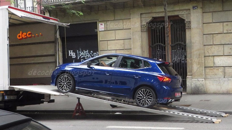 SEAT Ibiza kit aerodinámico