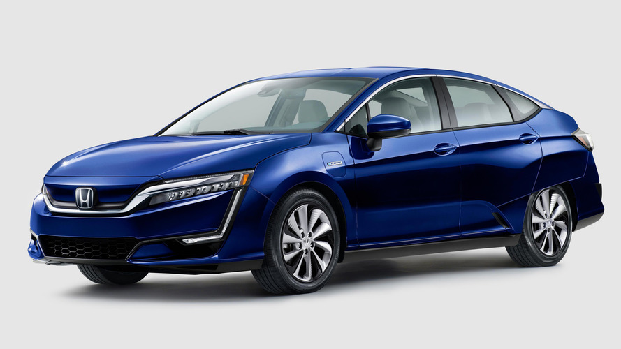 2017 Honda Clarity Electric