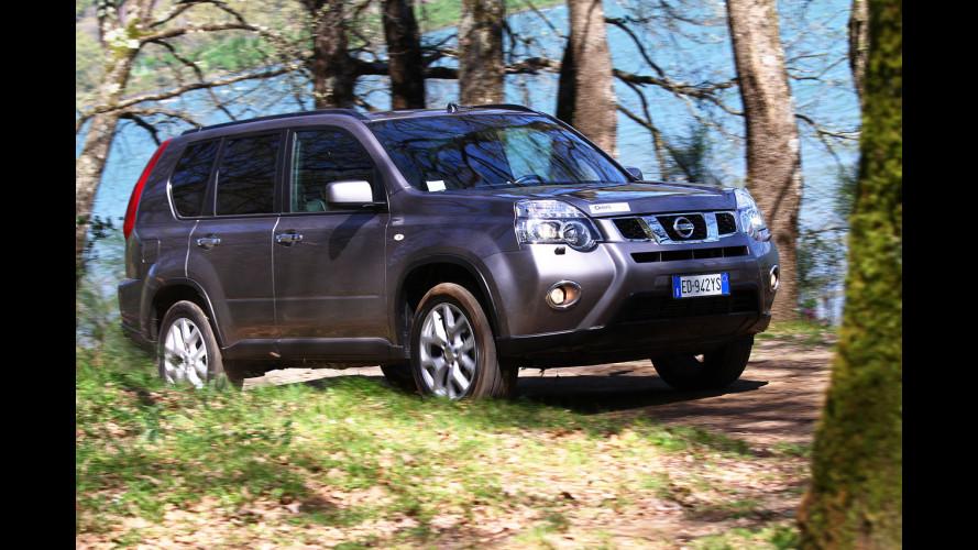 Nissan X-Trail 2.0 dCi 150 CV LE