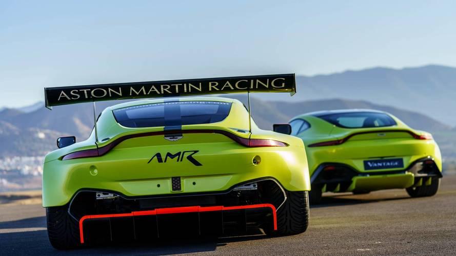 Aston Martin Vantage GTE 2018, directo al WEC