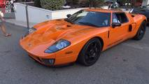 Avro 720 Mirage Ford GT