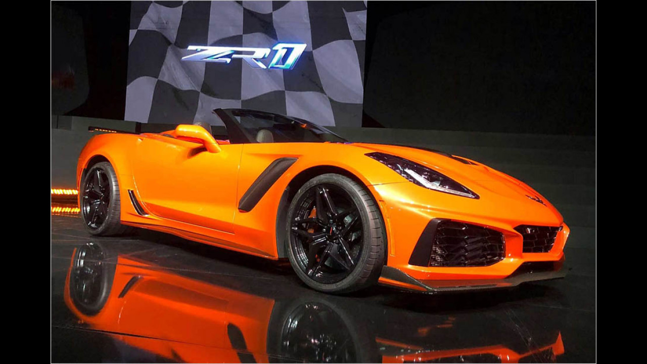 Chevrolet Corvette ZR1 Roadster