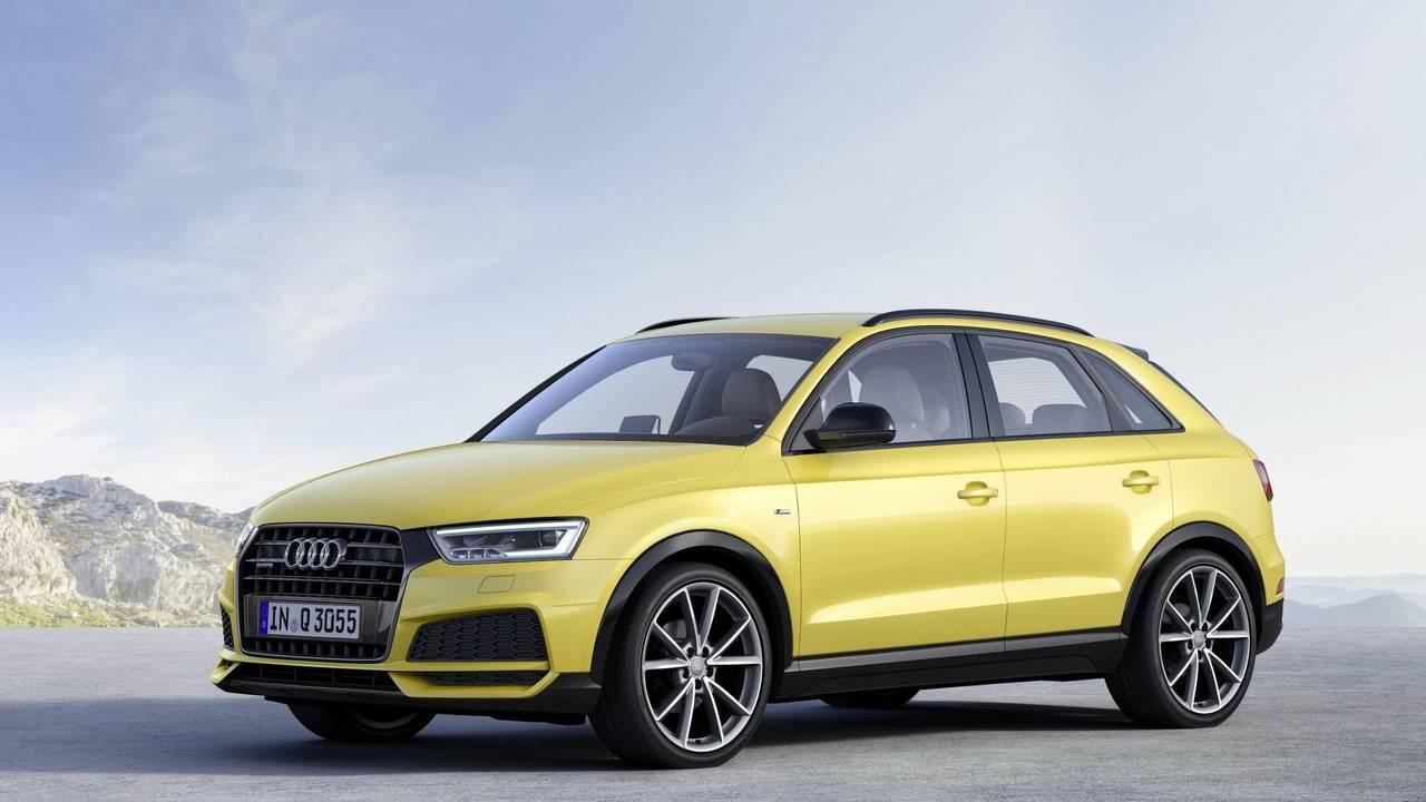 Audi Q3 2018