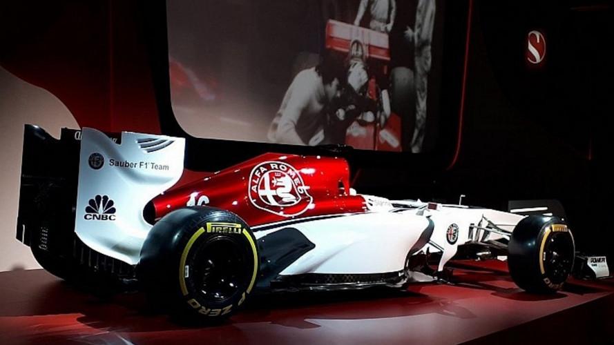 Alfa Romeo in Formula 1 con Leclerc ed Ericsson