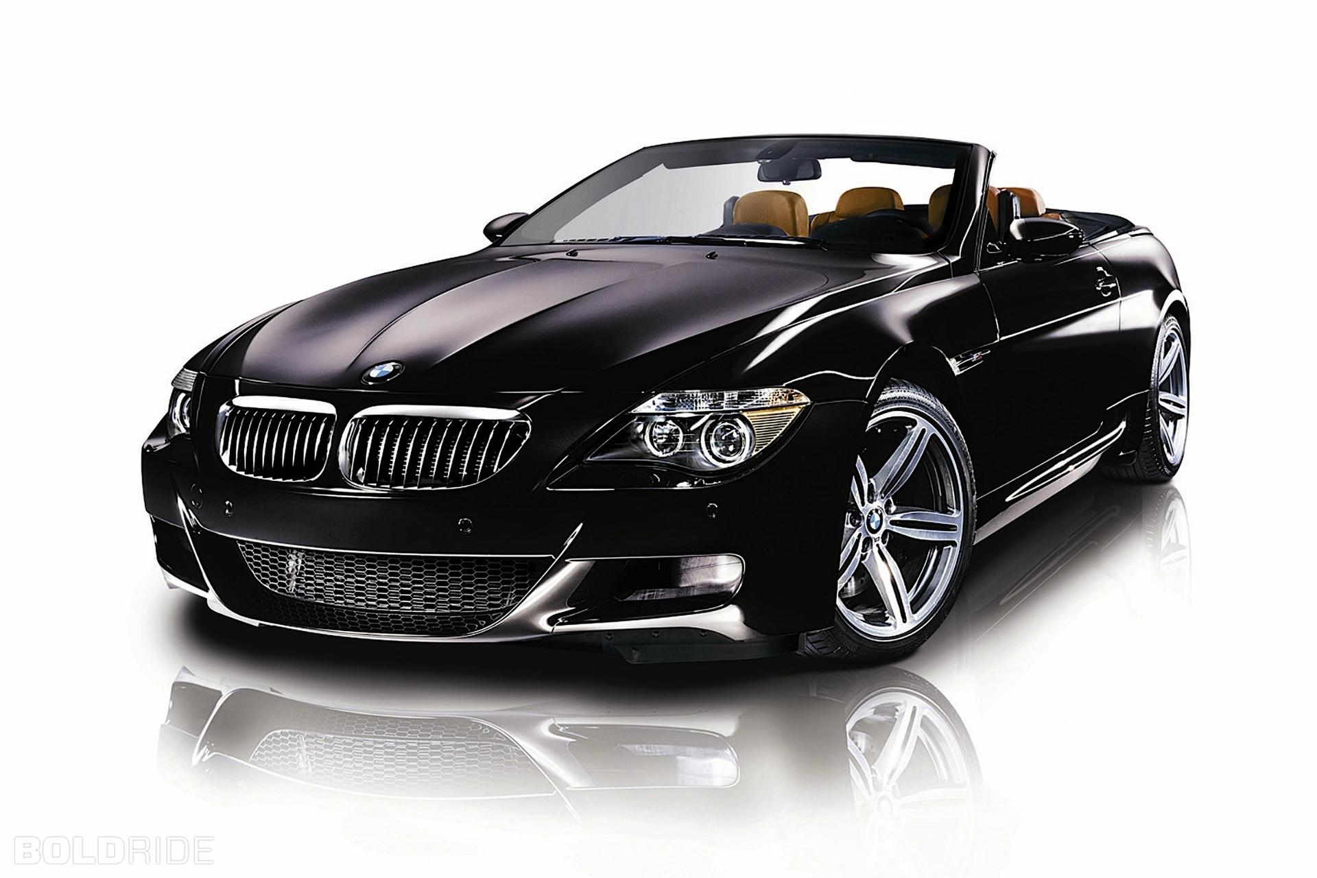 BMW M6 Convertible Neiman Marcus