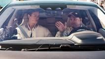 Ansel Elgort Drives Jaguar I-Pace