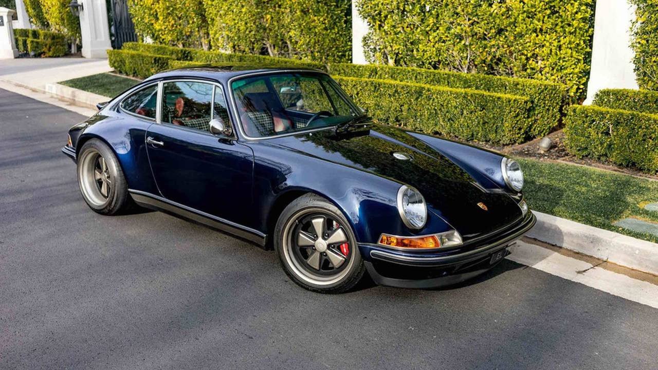 1.- Porsche 911 Mónaco, por Singer Vehicle Design