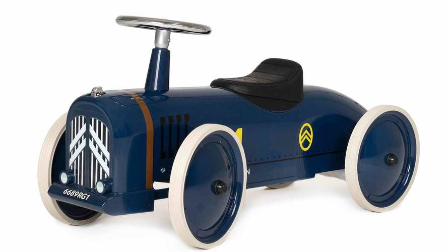 Citroën Petite Rosalie: un juguete con mucha historia