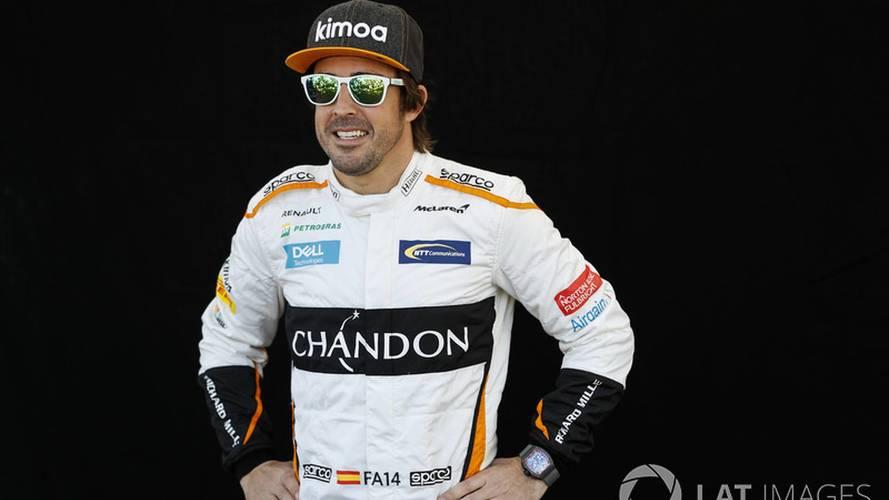 Para este año, Alonso se marca como objetivo estar entre los 5 primeros